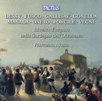 Organ Music in 19th-Century Sardinia