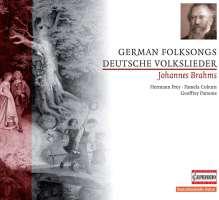 Brahms: German folksongs