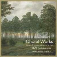 WYCOFANY  Mendelssohn: Choral Works