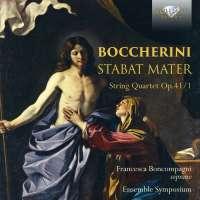 Boccherini: Stabat Mater; String Quartet Op.41/1