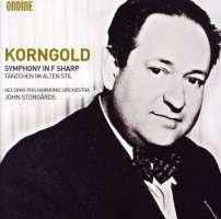 Korngold: Symphony in F Sharp, Tanzchen Im Alten Stil