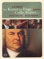 Bach: Der kunst der fuge, Cello Suites Nos. 1 And 5