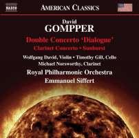 """Gompper: Double Concerto """"Dialogue"""""""
