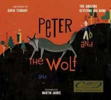 Prokofiev: Peter and the Wolf and Jazz! - francuska wersja językowa