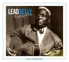 Lead Belly: Rock Island Line seria Blues Characters