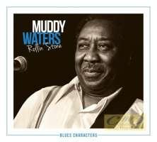 Waters, Muddy: Rollin' Stone; seria Blues Characters