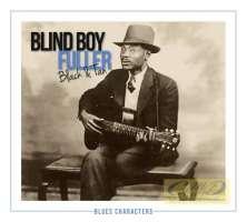 Blues Characters - Fuller Blind Boy: Black & Tan