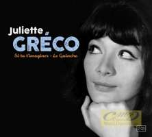 WYCOFANY  Greco, Juliette: Si tu t'imagines