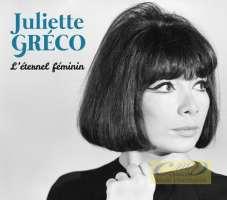 WYCOFANY  Gréco, Juliette: L'Eternel féminin - Intégrale studio 1950 - 1962