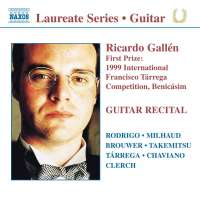 GUITAR RECITAL - GALLEN R.