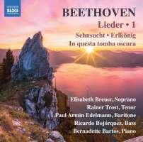 Beethoven: Lieder Vol. 1