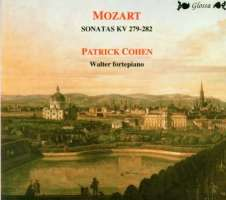 Mozart: Sonatas KV 279-282