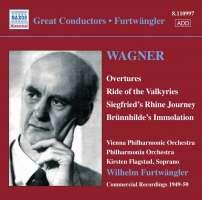 Wagner: Overtures - 1940-1950 vol. 4