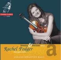 Bach Sonatas & Partitas Vol. 2