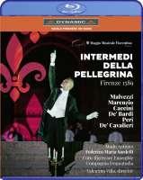 Intermedi della Pellegrina, Firenze 1589