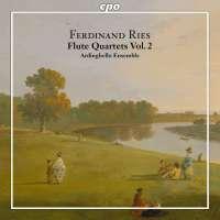 Ries: Flute Quartets Vol. 2