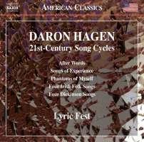 Hagen: 21st Century Song Cycles