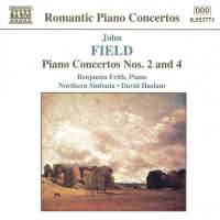 FIELD: Piano Concertos vol. 2