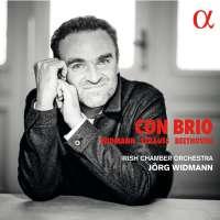 Widmann, Strauss & Beethoven: Con brio