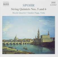 SPOHR: String Quintets Nos. 5 and 6