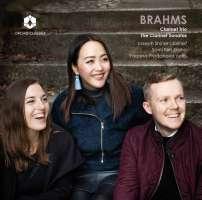 Brahms: Clarinet Trio; Clarinet Sonatas