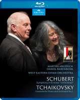 Martha Argerich and Daniel Barenboim at Salzburg Festival