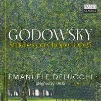 Godowsky: Studies on Chopin Op. 25