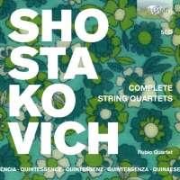 Quintessence Shostakovich: Complete String Quartets