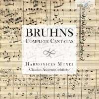 Bruhns: Complete Cantatas