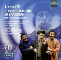 Donizetti: Borgomastro di Saardam