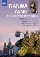 Yang, Tianwa Live in St Petersburg