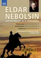 Nebolsin, Eldar Live in St Petersburg
