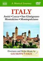 Musical Journey - Italy: Assisi, Lucca