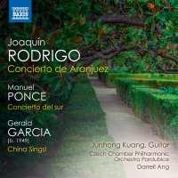Rodrigo: Concierto de Aranjuez; Ponce: Concierto del sur