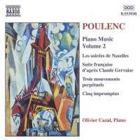 POULENC: Piano Music vol. 2
