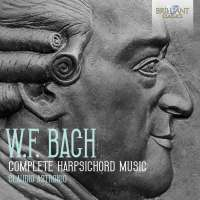 W.F. Bach: Complete Harpsichord Music