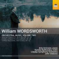 Wordsworth: Orchestral Music Vol. 2