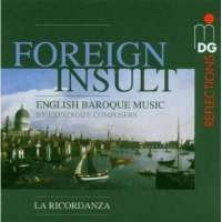 Foreign Insult - English Baroque Music