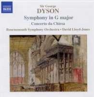 DYSON: Symphony in G Major, Concerto da Chiesa