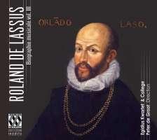 Lasso: Biographie Musicale, Vol. 3