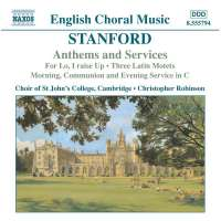 STANFORD: Anthems and Services