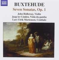 BUXTEHUDE: 7 Sonatas Op. 1
