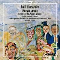 Hindemith: Mainzer Umzug; Symphonische Metamorphosen