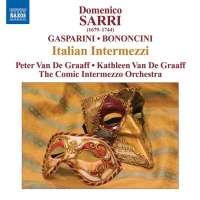 SARRI/GASPARINI/BONONCINI: Italian Intermezzi