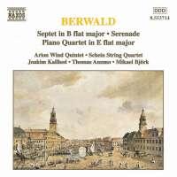 BERWALD: Septet, Serenade, Piano