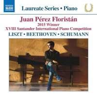 Floristan: Piano Laureate Recital