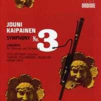 Kaipainen: Symphony No. 3