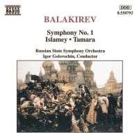 BALAKIREV: Symphony no. 1