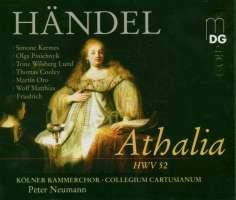 Handel: Athalia - Oratorio in Three acts HWV 52