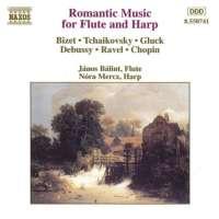 Romantic Music for Flute & Harp